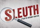 """Sleuth"" At CPCC Summer Theatre"
