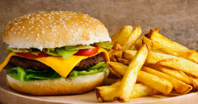 University Study Finds Harmful Chemicals In Fast Food