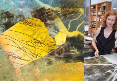 CPCC Gallery Invitation Into Narrative Space