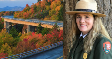 University South Carolina Alumna Becomes National Park's First Female Superintendent