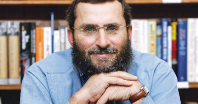 Coastal Carolina University Hosts The Most Famous Rabbi In America