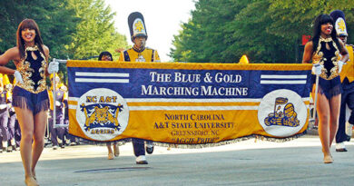 NC A&T State University Rated Top HBCU In Nation