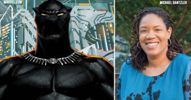 """University South Carolina Prof Authors Introduction For Marvel And Penguin """"Black Panther"""" Edition"""